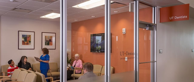 UTDentists Office - About UT Dentists